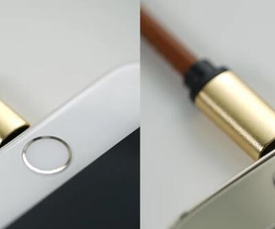 iPhone ve Android için aynı şarj kablosu