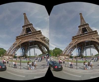 Android için sanal gerçeklik uygulamaları