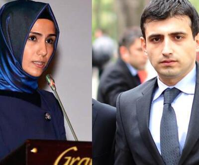 Cumhurbaşkanı Erdoğan'ın kızı Sümeyye Erdoğan sözlendi