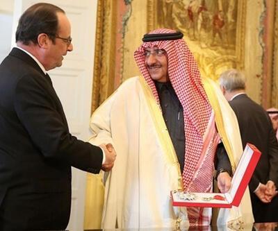 Suudi Prens'e verilen Legion d'Honneur ortalığı karıştırdı