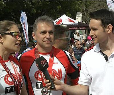 CNN TÜRK Runatolia'da koştu