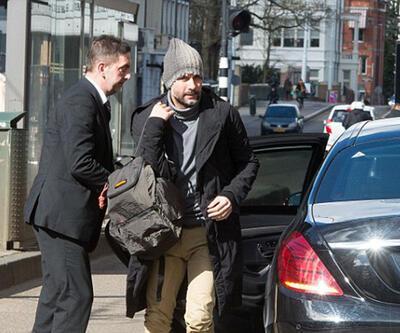 Guardiola Amsterdam'da kiminle buluştu?