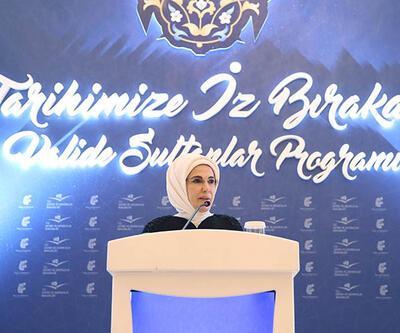 Emine Erdoğan ''harem'' hakkında konuştu