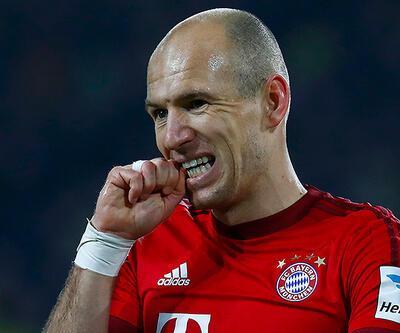 Fenerbahçe Robben'i Nani'yle alacak