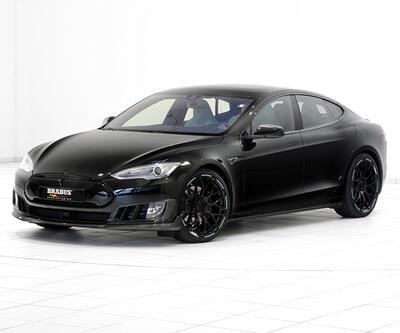 Brabus yorumuyla Tesla Model S