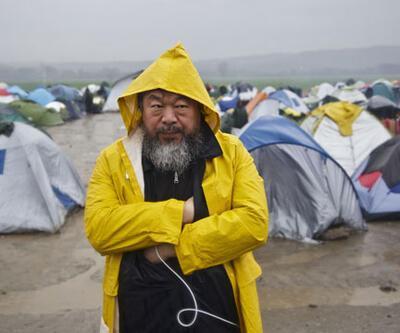 Ai Weiwei bu kez mültecilerin belgeselini çekiyor
