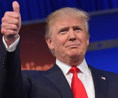"""Tüketici güveni arttı Trump """"kendisine"""" teşekkür etti"""