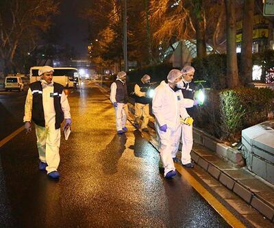 Ankara'da olay yeri incelemeleri sürüyor