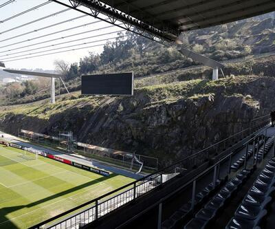 UEFA'ya göre Braga'nın sanat eseri gibi stadı