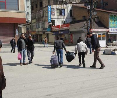 Yüksekova'da aşiret liderlerinden şok talep