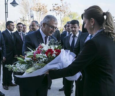 Ankara'nın yeni emniyet müdürü Karaaslan görevine başladı