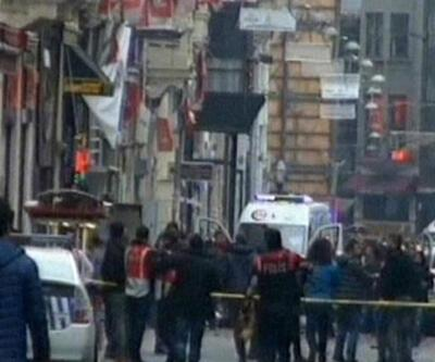 Taksim'deki saldırıya yayın yasağı getirildi