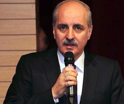 Numan Kurtulmuş: HDP'ye büyük sorumluluklar düşüyor