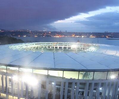 Vodafone Arena'da kombine şoku