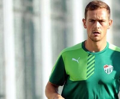 Bursaspor'un Belçikalı golcüsü Brüksel'den ayrılamıyor