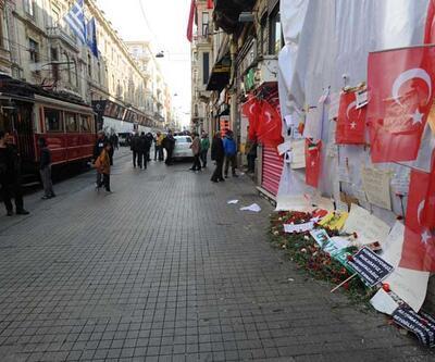 İstiklal Caddesi'ndeki canlı bomba saldırısıyla ilgili 1 kişi tutuklandı