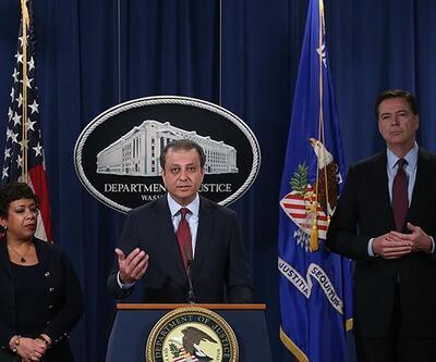 ABD'li Savcı Preet Bharara şimdi de 7 İranlı hacker'ın peşinde