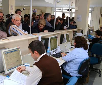 Son dakika: Vergi Daireleri bugün saat 21'e kadar açık olacak