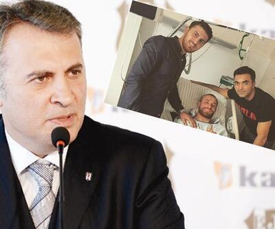 """Fikret Orman: """"Beşiktaş Gökhan Töre'den alacaklıdır"""""""