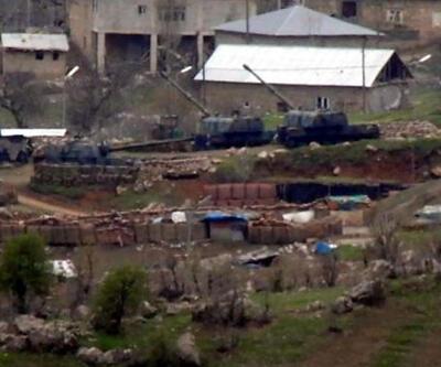 PKK sınır bölüğüne ateş açtı