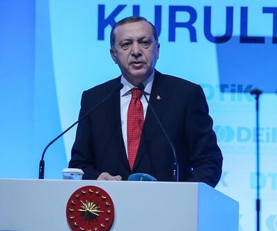 """Erdoğan: """"Siz kimsiniz, ne işiniz var orada?"""""""
