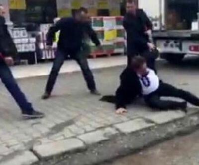 CHP'li başkanı darp edenler tutuklandı