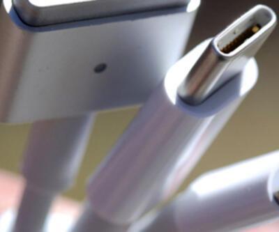 Apple USB-C adaptörü ile hızlı şarj!