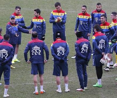 Romanya'nın forma numaralarına dikkat!