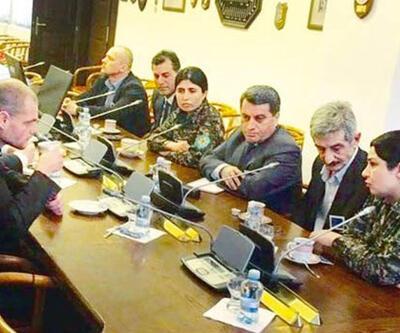 YPG, Prag'da temsilcilik açtı