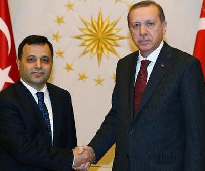 Erdoğan, Zühtü Arslan ile görüştü
