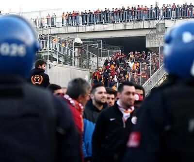 Galatasaray - Fenerbahçe derbisi için olağanüstü önlemler
