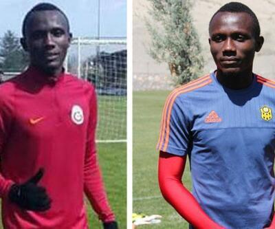 Galatasaray Ganalı yıldız adayını denemeye aldı