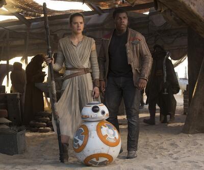 Star Wars MTV Film Ödülleri'ne damgasını vurdu