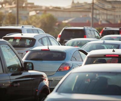 Trafikteki araç sayısı 20 milyonu geçti