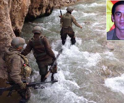 Tunceli'de turuncu listede bulunan PKK'lı terörist öldürüldü