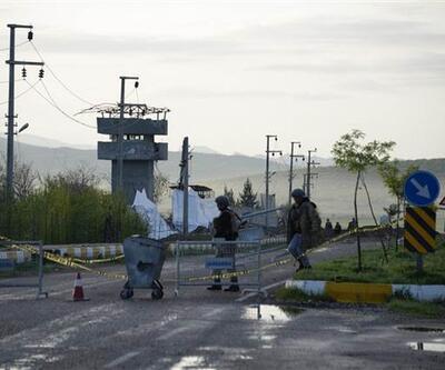Hani'deki saldırıya yayın yasağı