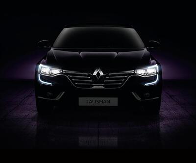 Renault'nun prestij sembolü: Talisman