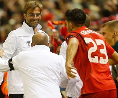 Liverpool Dortmund'u 4-3'le geçerek yarı finale yükseldi