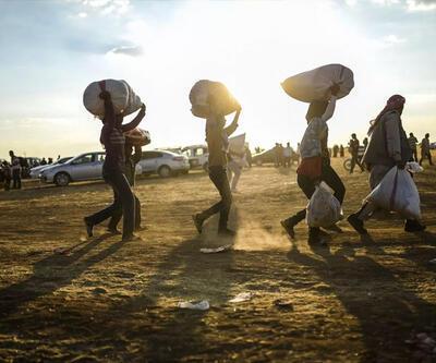 30 bin kişi Türkiye'ye sınırına geliyor