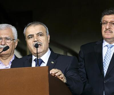 Suriyeli muhalifler De Mistura ile görüştü