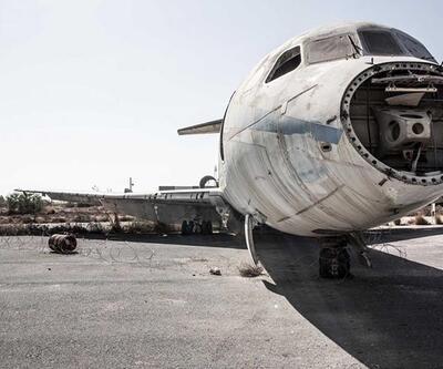 Kıbrıs'ın 42 yıldır tek uçak inmeyen hayalet havalimanı