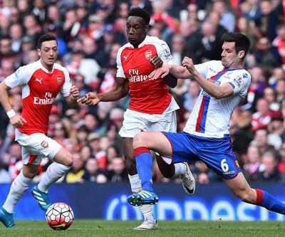Emirates'te Arsenal'e şok