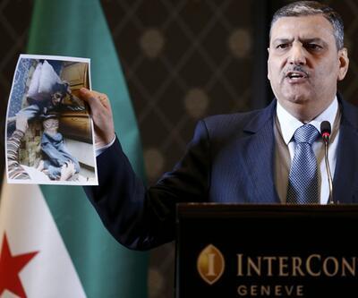 """Suriye muhalefeti: """"Ateşkesi yeniden ele alın"""""""