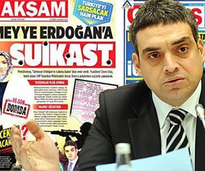 """Akşam Gazetesi """"Sümeyye Erdoğan'a suikast"""" haberinden mahkum oldu"""