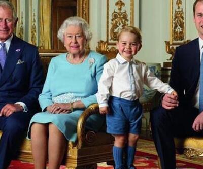 Kraliçe Elizabeth 90 yaşında