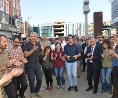 Çiğli'deki Grup Yorum konseri ikinci kez iptal