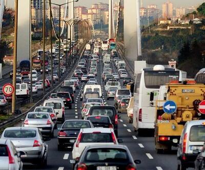 İstanbul'da pazartesi günü bu yollar trafiğe kapatılacak