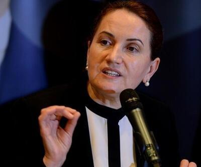 Meral Akşener'den yeni parti açıklaması