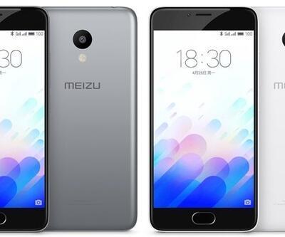 Meizu M3 modeli resmi olarak duyuruldu