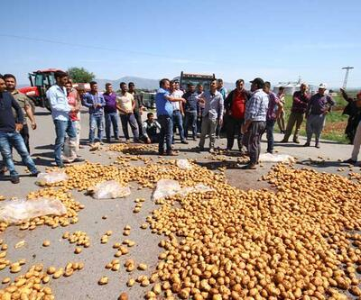 Patates eyleminde Erdoğan'a hakaret iddiası